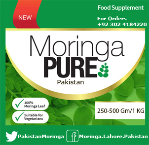 Buy Moringa Leaves Powder Lahore Pakistan